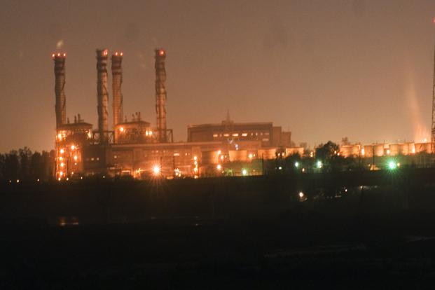 A file photo of an NTPC power plant. All public sector firms will now be required to submit for approval two projects (three in the case of larger companies such as NTPC).  Photo: Ramesh Pathania/Mint