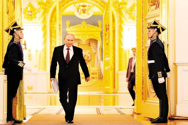 Putin's unwillingness to heed popular discontent, and his failure to develop ties with the West during his 12 years in power, has backed him into a corner—and he is running out of ideas. Photo: Reuters