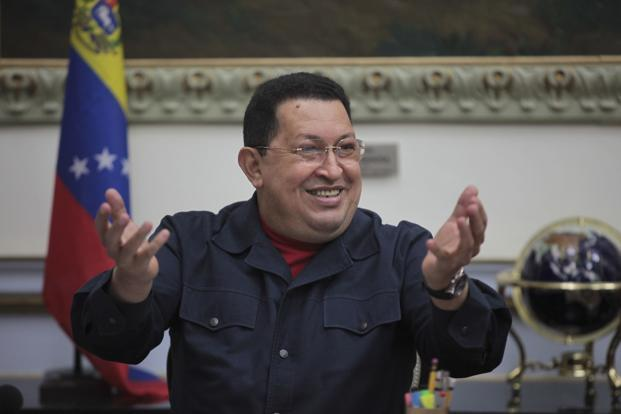 Hugo Chavez had already suffered unexpected bleeding caused by the six-hour operation on 11 December for an undisclosed form of cancer in his pelvic area. Photo: Reuters