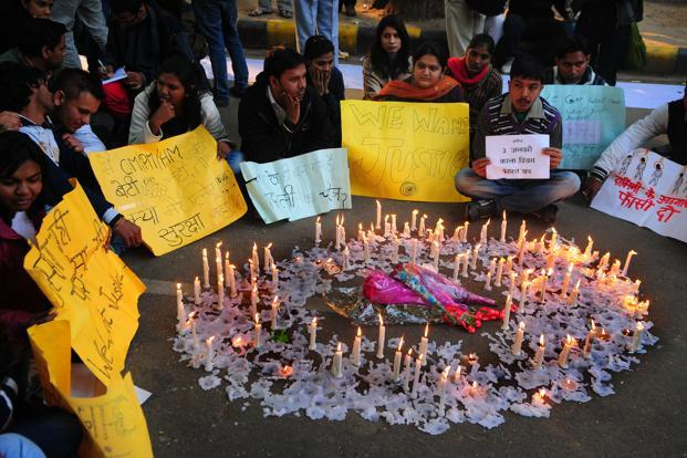 There were thousands and thousands of young people—brave, spirited, patriotic—fighting for the most basic human rights in protest against the Delhi gang rape. Photo: Ramesh Pathania/Mint