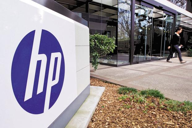 Hewlett-Packard says in a section of its regulatory filing that any disposal would have possible drawbacks. Photo: Tony Avelar/Bloomberg