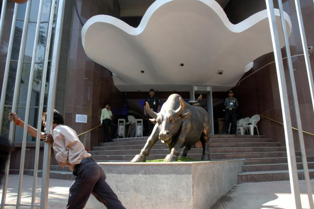 While Indian stocks are expected to remain firm in January tracking expectations of a rate cut by RBI, negative local fundamentals, namely twin deficits and sticky inflation, may limit the outperformance in the near term. Photo: Mint