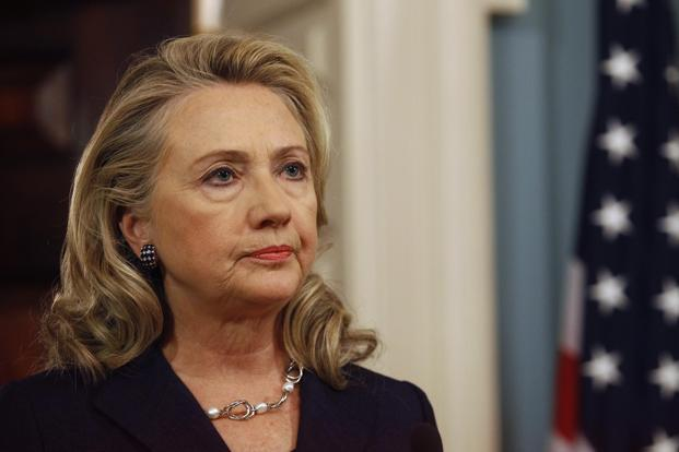 "Hillary Clinton did not suffer a stroke or neurological damage as a result of the clot, the doctors said, adding that ""she is in good spirits, engaging with her doctors, her family and her staff"". Photo: Reuters"