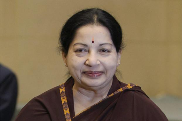 Tamil Nadu chief minister J. Jayalalithaa on Tuesday said steps would be taken to amend the Goondas Act and set up a fast track mahila court in each district to investigate sexual assault cases in the state. Photo: PTI