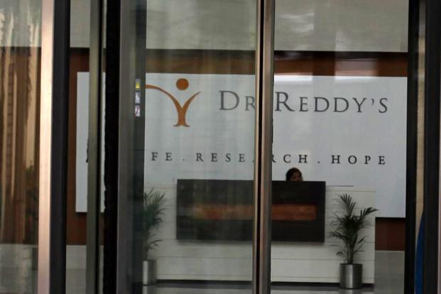 Shares of Dr Reddy's were trading 2.3% higher at Rs1,880 apiece on BSE at 11.20am on Thursday. Photo: Mint