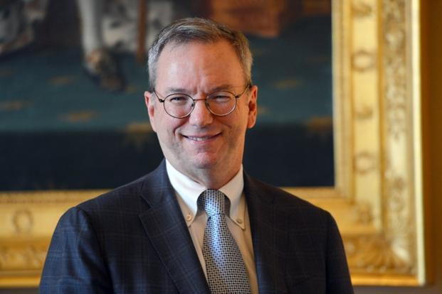Eric Schmidt will be travelling to North Korea on a private, humanitarian mission led by former New Mexico governor Bill Richardson that could take place as early as this month, according to sources. Photo: AFP