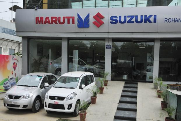 Total passenger car sales in the domestic market fell marginally to 68,729 units from 69,329 units in the same month of 2011. Photo: Ramesh Pathania/Mint