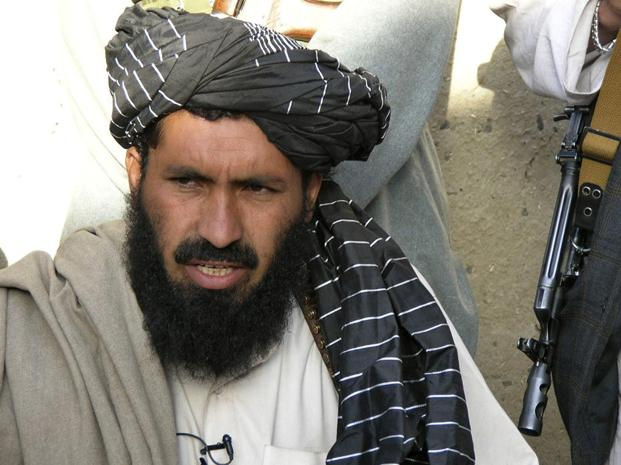 A file photo of Pakistan Taliban leader Mullah Nazir in Wana, South Waziristan near Afghanistan.  Photo: Reuters