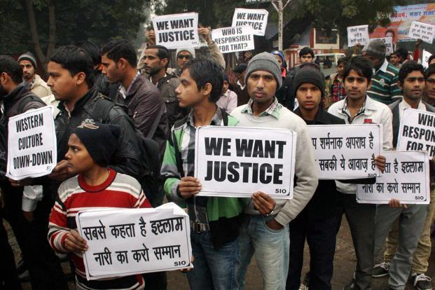 The 16 December attack on the 23-year-old physiotherapy student and a male companion provoked furious protests close to the seat of government in New Delhi and has fuelled a nationwide debate about the prevalence of sexual crimes in India. Photo: PTI