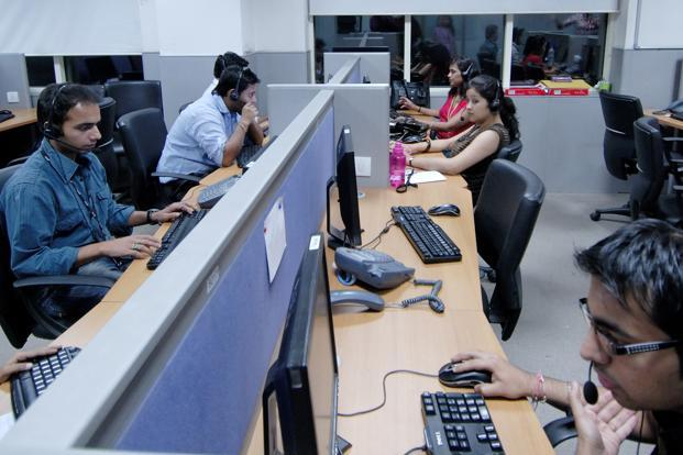 Services, ranging from banks to restaurants, make up nearly 60% of India's economic output and a recovery brightens the outlook for Asia's third-largest economy. Photo: Ramesh Pathania/Mint