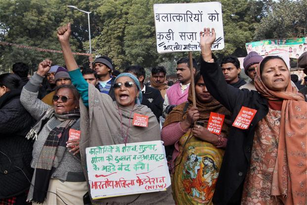 Public outrage over the Delhi gang-rape has prompted calls across the political class in various states for an amendment in the definition of what it means to be a juvenile. Photo: PTI (PTI)