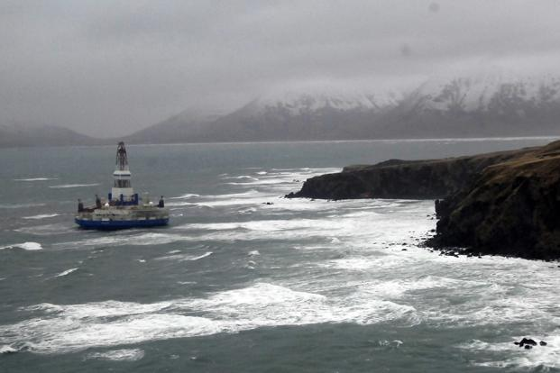 A file photo of Sitkalidak Island, Alaska. Photo: Reuters