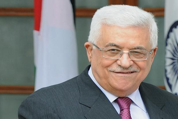 Abbas said the changed language on official documents would help strengthen the Palestinian state. Photo: Reuters