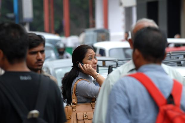 At the end of the June quarter, India had 102.24 million CDMA subscribers in India, down from 105.11 million in the preceding quarter. Photo: Hemant Mishra/Mint