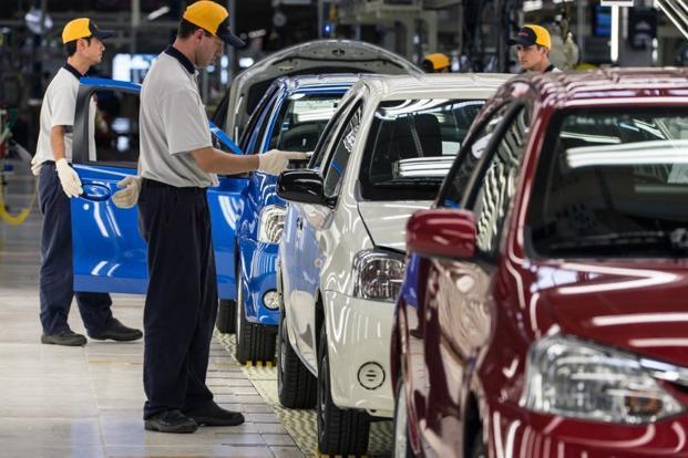Brazil Sells Record 3 8 Million Cars In 2012 Livemint