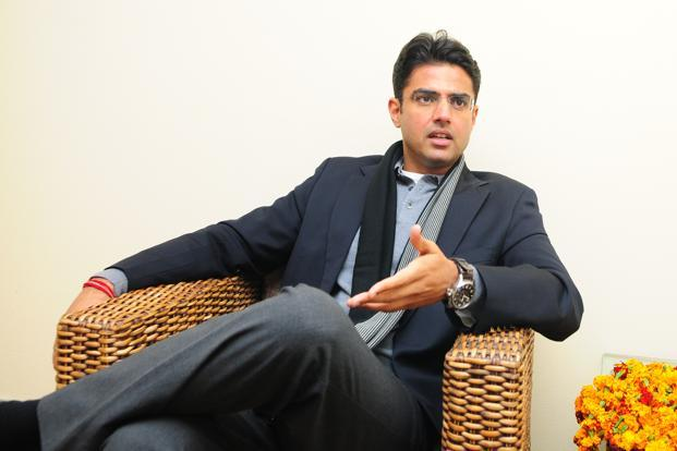 Sachin Pilot says rules being drafted in the light of the fact that the Companies Bill has been introduced in Parliament will not be framed behind closed doors. Photo: Ramesh Pathania/Mint