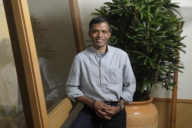 Aswath Damodaran is known for his books on valuation, including Damodaran on Valuation and the recent The Little Book of Valuation. Photo: Abhijit Bhatlekar/Mint (Abhijit Bhatlekar/Mint)