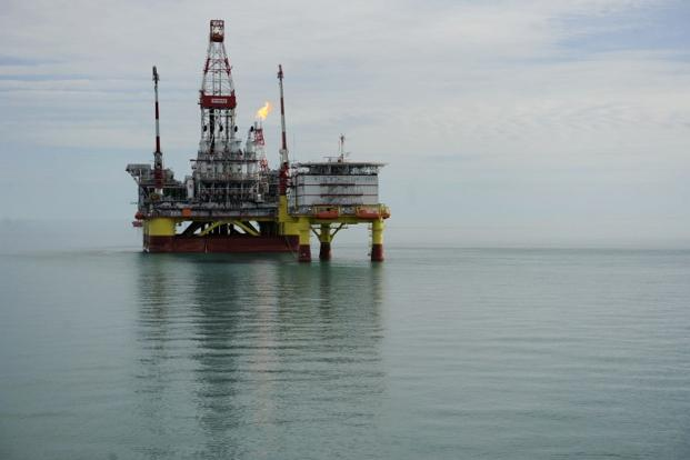 Front-month Brent futures shed 26 cents to $111.63 per barrel at 07:30 am, heading for their third weekly gain. Photo: AFP
