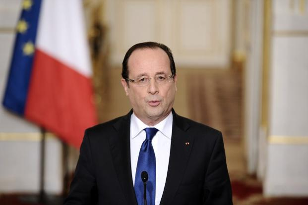 France's President Francois Hollande came to power insisting that France's days of meddling in the internal affairs of its former colonies in Africa were over. Photo: AFP