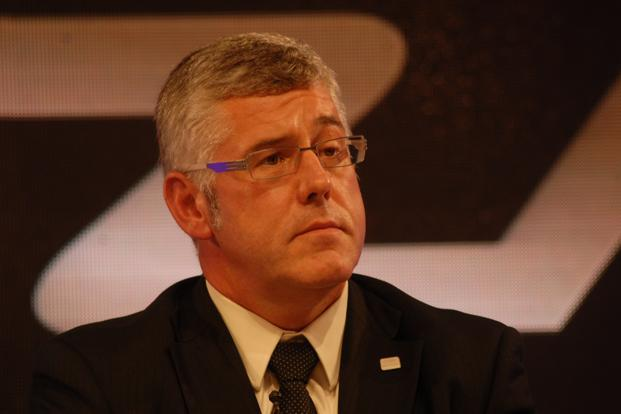 Tata Motors managing director Karl Slym says the auto maker needs to get the model right in the first go. Photo: Hemant Mishra/Mint