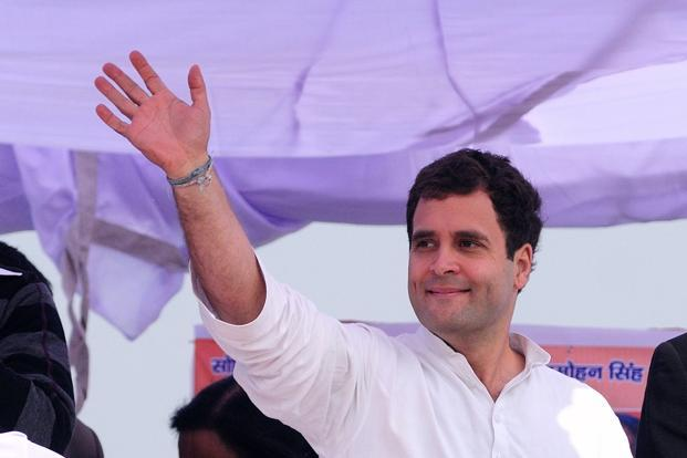 With general secretary Rahul Gandhi expected to take over the reins of the Congress, the Jaipur session will witness for the first time a large number of younger members participating in discussions and putting forward suggestions. Photo: Pradeep Gaur/Mint