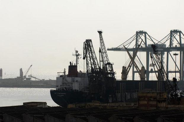 A consortium of Essar Ports and Vadinar Oil Terminal quoted a revenue share price bid of 5.25% when the bid was opened on 24 December. Photo: Hemant Mishra/Mint