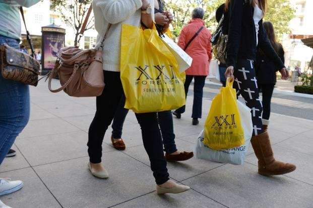 Retail sales increased 0.5% after rising 0.4% in November, the commerce department said. Photo: AFP