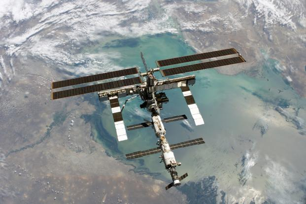 Afile photo of International Space Station. Photo: NASA