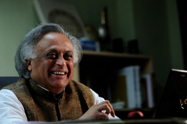Rural development minister Jairam Ramesh. Photo: Pradeep Gaur/Mint