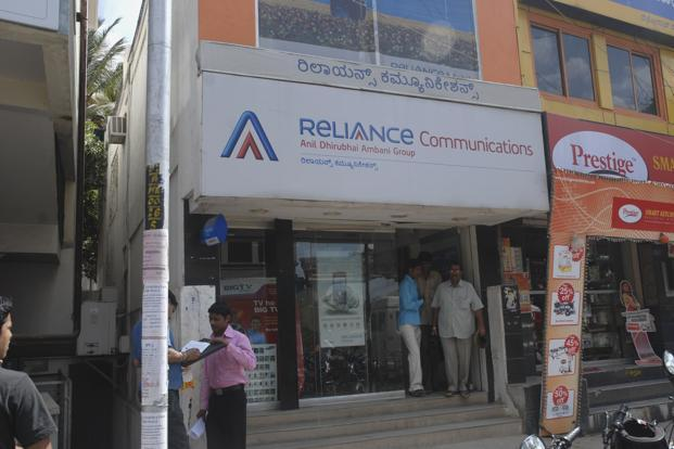 RCom, which formed a network management joint venture with Alcatel-Lucent in 2008, said that had been converted into the present contract. Photo: Hemant Mishra/Mint