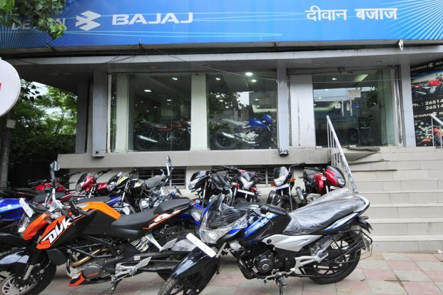 Net sales at the Pune-based firm, India's largest maker of three-wheelers and second-largest motorcycle manufacturer, rose to Rs5,307 crore from Rs4,839.95 crore. Photo: Ramesh Pathania/Mint