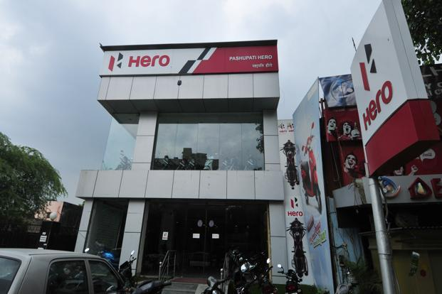 Material costs and other expenditure crimped profitability at Hero MotoCorp, India's largest two-wheeler maker. Photo: Ramesh Pathania/Mint
