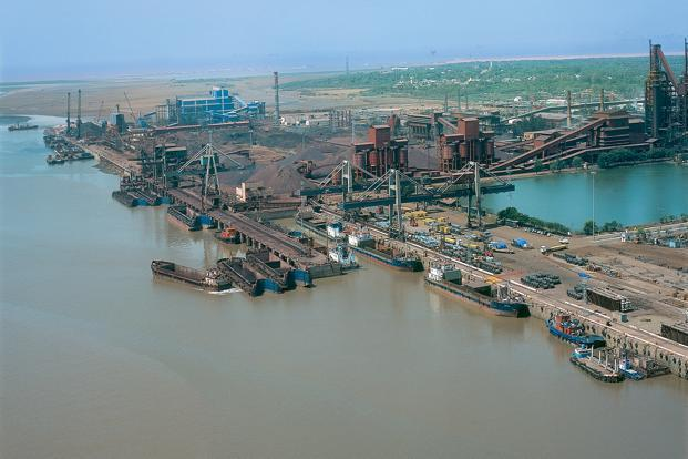Essar Ports is one of India's largest port companies with an annual capacity of 104 million tonnes that's being expanded to 158 million tonnes over the next few years.