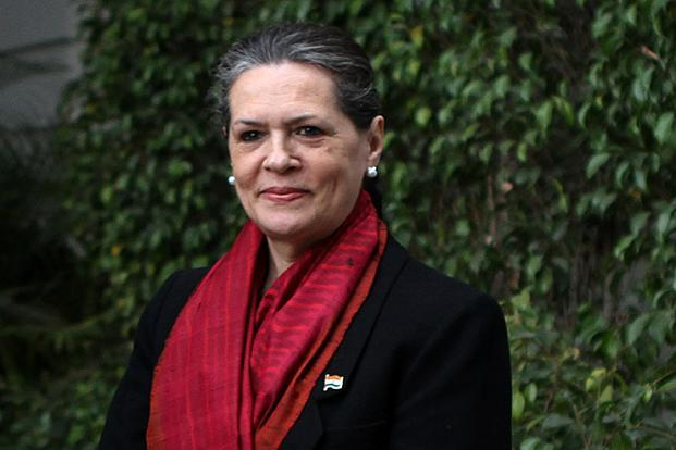 Sonia Gandhi, chairperson of the NAC. The Bill cleared on Thursday nearly matches the recommendations made by the NAC. Photo: Hindustan Times