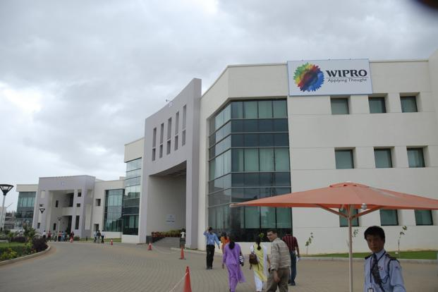 "Analysts at brokerage houses have been expecting better forecast and earnings from Wipro. On Thursday, UBS Securities upgraded Wipro from ""sell"" to ""buy"" rating citing a potential recovery for the software sector. Photo: Hemant Mishra/Mint"