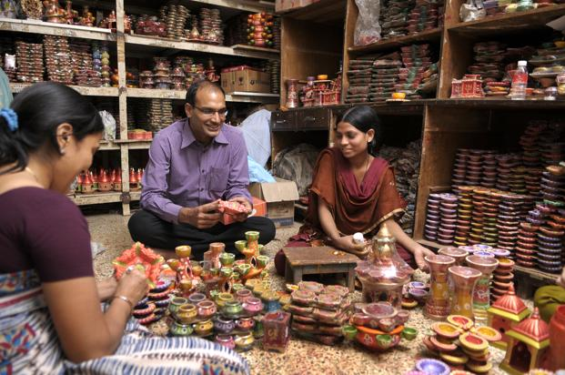 College idea turns puja kits into 5 cr revenue business for Home craft business ideas