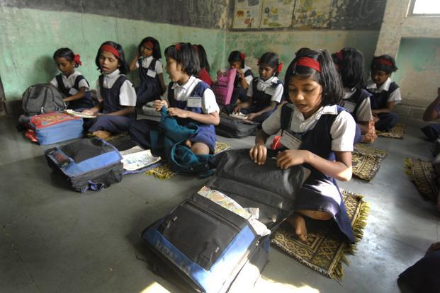 While primary education has been a victim of neglect, it is time that corrective emphasis be oriented towards testing outcomes, irrespective of what method of teaching is followed. Photo: Abhijit Bhatlekar/Mint