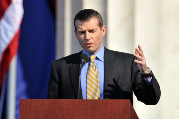 Beyond the economy and the budget, White House senior adviser David Plouffe (above) indicated that two social issues will be a focus at the start of the President's second term: immigration and gun control. Photo: AFP