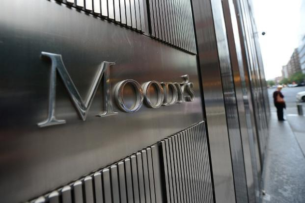 Moody's said that bad loans on the books of Indian banks are yet to peak. Photo: AFP