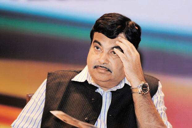 Gadkari said the raids were an attempts to drag his name into the IT department's surveys of various companies in Mumbai. Photo: Sajjad Hussain/AFP