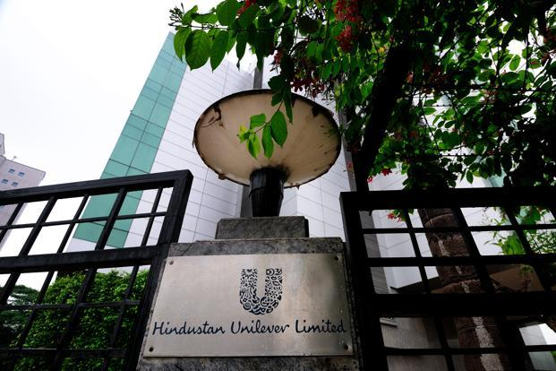 A file photo of HUL office in Gurgaon. Photo: Pradeep Gaur/Mint