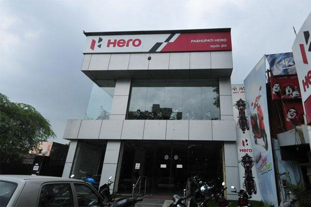 Hero MotoCorp is confident of making up this marginal shortfall. Photo: Ramesh Pathania/Mint