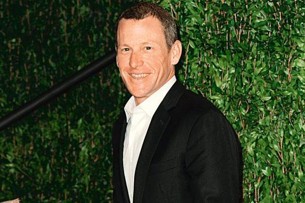 Lance Armstrong. Photo: Jordan Strauss/Invision/AP.