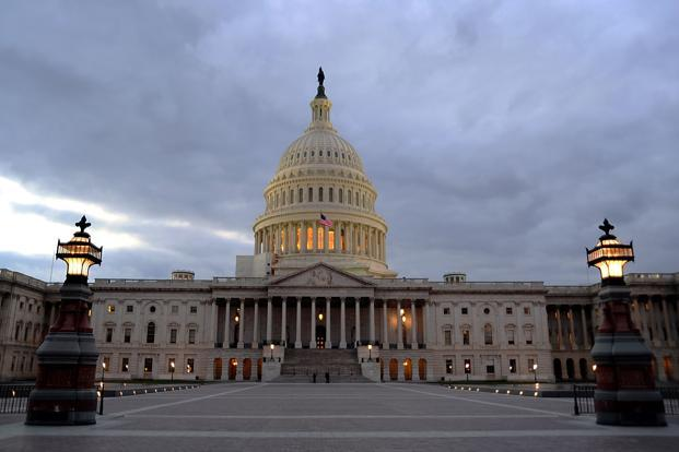 The House of Representatives voted 285-144 on 23 January 2013 to suspend the US debt ceiling until May, averting a potential default crisis and buying time for high-stakes budget negotiations. Photo: AFP