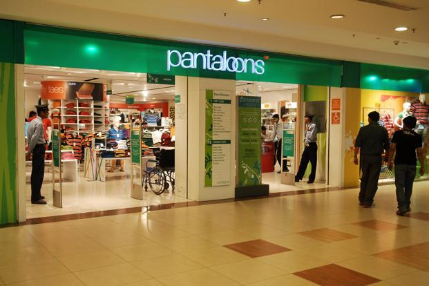 A file photo of Pantaloons at Select Citywalk, Saket, New Delhi. Photo: Pradeep Gaur/Mint