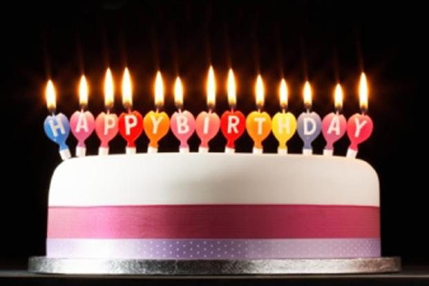 On my birthday I had decided rather wilfully to keep my phone off and even sang Happy Birthday to myself . Photo: Thinkstock