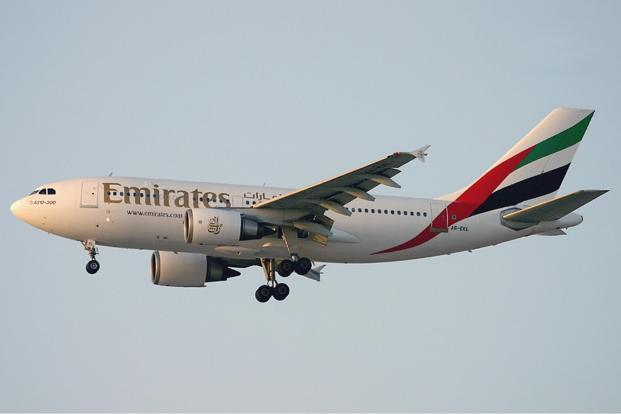 Emirates, which operates 185 flights a week to 10 Indian cities, made the discount effective 23 January. Photo: Wikimedia Commons