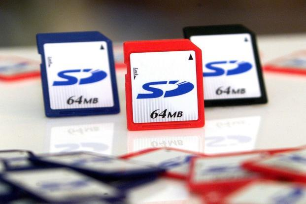 The company said its fast-growing solid-state drive business accounted for 10% of fourth-quarter revenue. Photo: AFP
