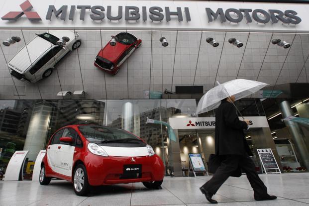 Mitsubishi recalls 14,700 electric cars globally