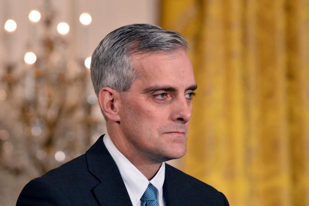 Denis McDonough. Photo: AFP